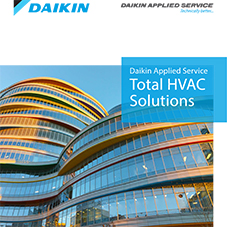 Daikin Applied Service Total HVAC Solutions