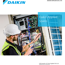 Daikin Applied Spares