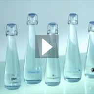 Designer Glass Bottles Video