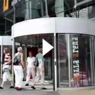 Duotour Revolving Door Video