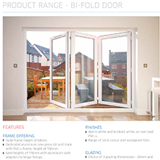 Bi-Fold Doors Specification Guide