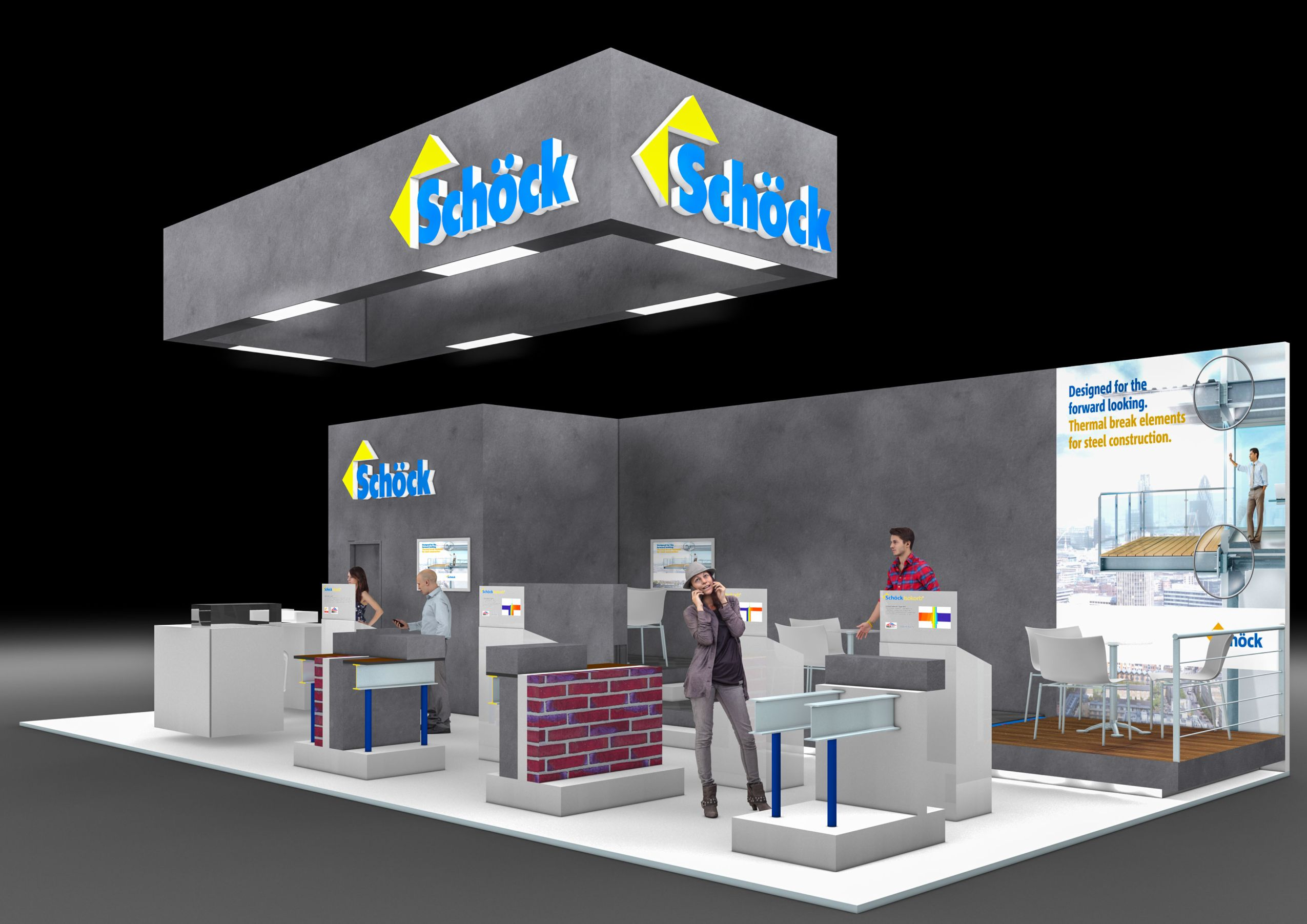 Schöck to feature full digital services at Ecobuild