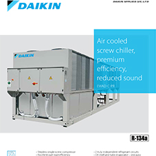 EWAD-C-PR: Air cooled screw chiller