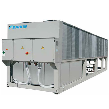 Air Cooled Chillers (Daikin Applied UK Ltd)