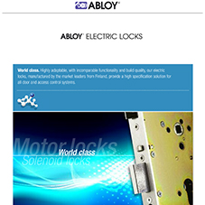 Electric Locks