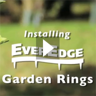 How to install EverEdge Garden Ring