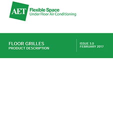 Floor Grilles Tech Data