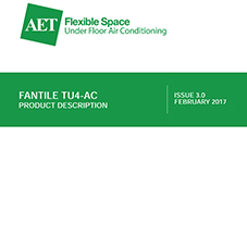 Fantile TU4 (AC) Tech Data