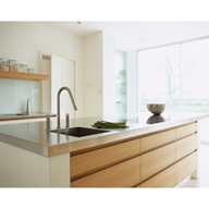 Domestic kitchen, Hertfordshire