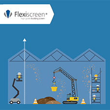 Flexiscreen vs Scaffold Sheeting