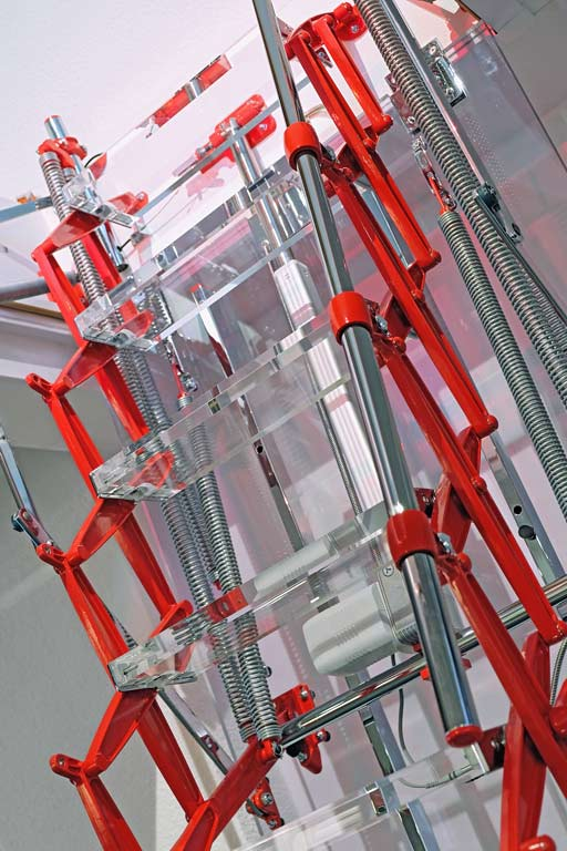 Could This Be The Loft Ladder Of The Future