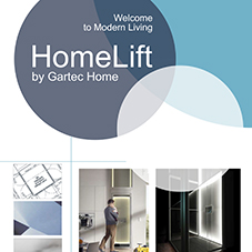 Gartec Modern Home Living Lift