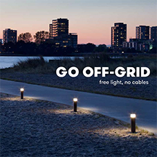 Go off Grid Lighting Range Brochure