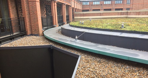 New Green Roof Membrane
