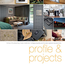 Projects & Profiles