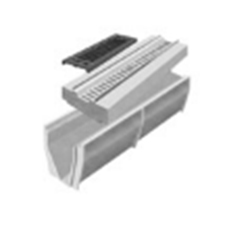 High Capacity Drainage Channels