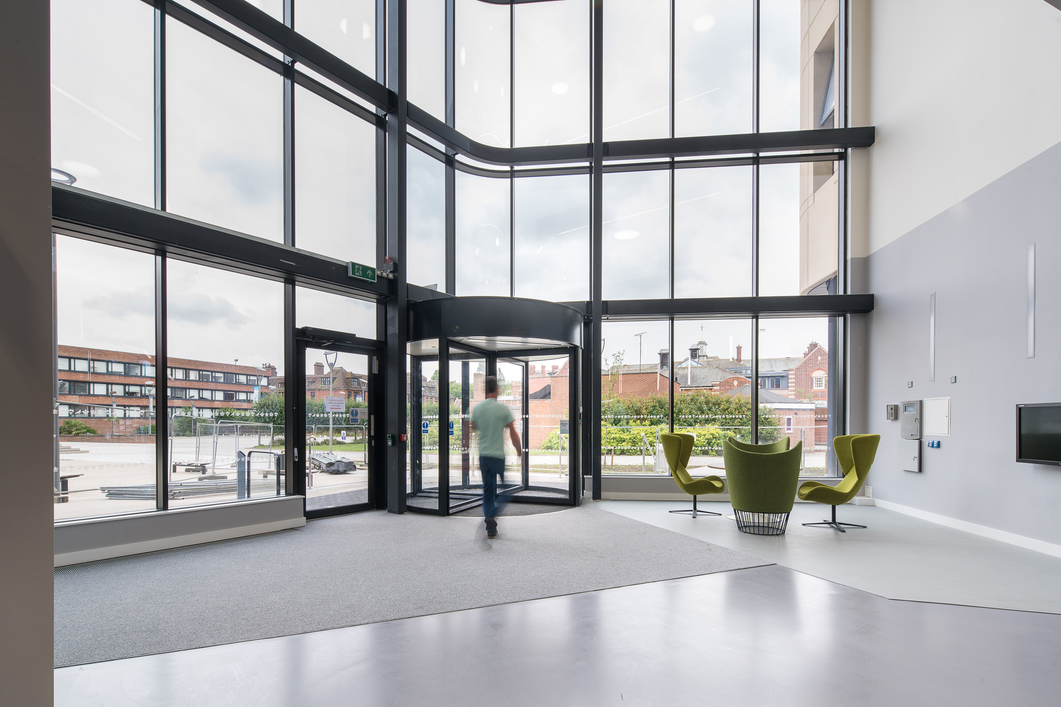 Gradus makes the grade for interior solutions at Hull Uni