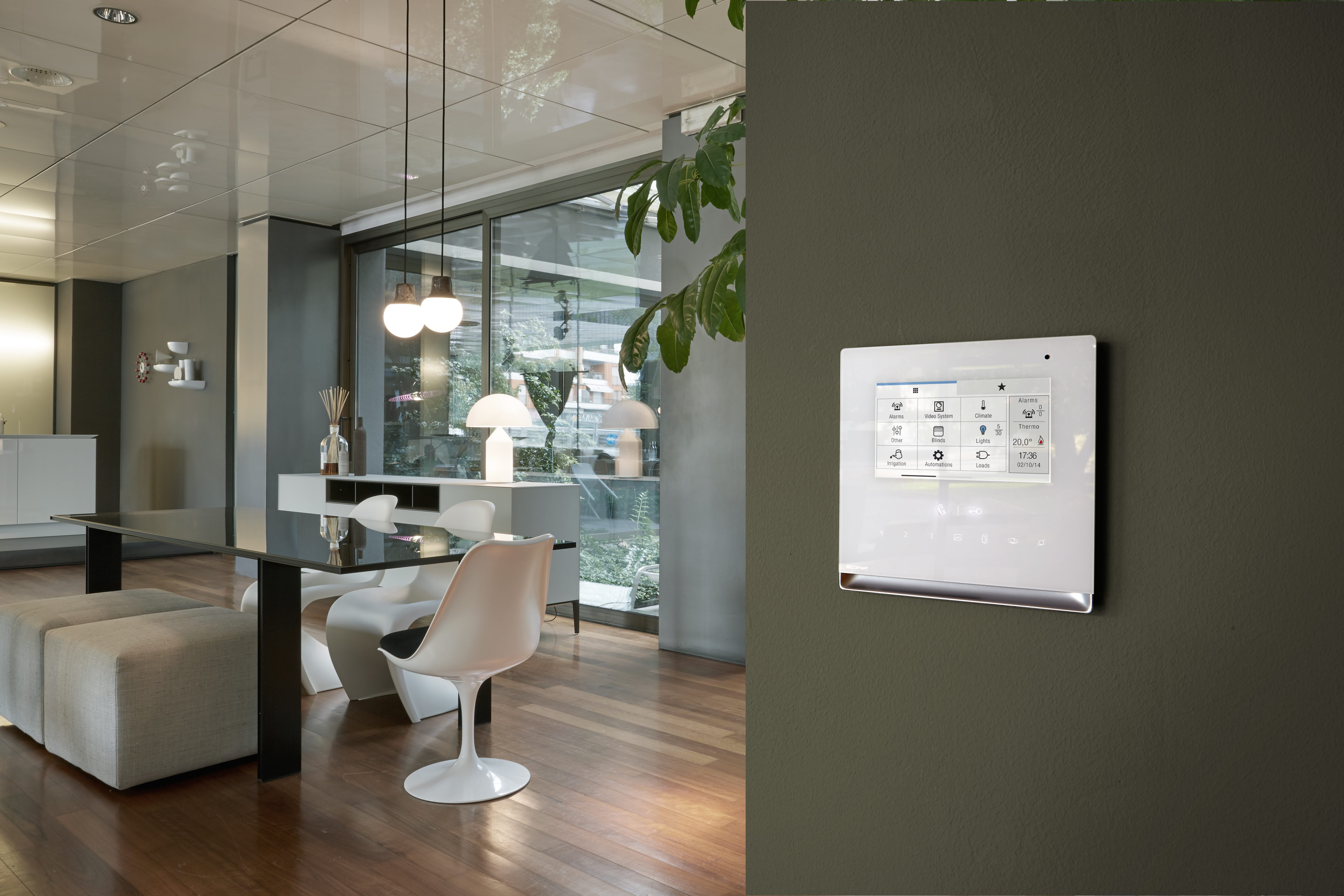 Intelligent home automation at Sandlewood Close