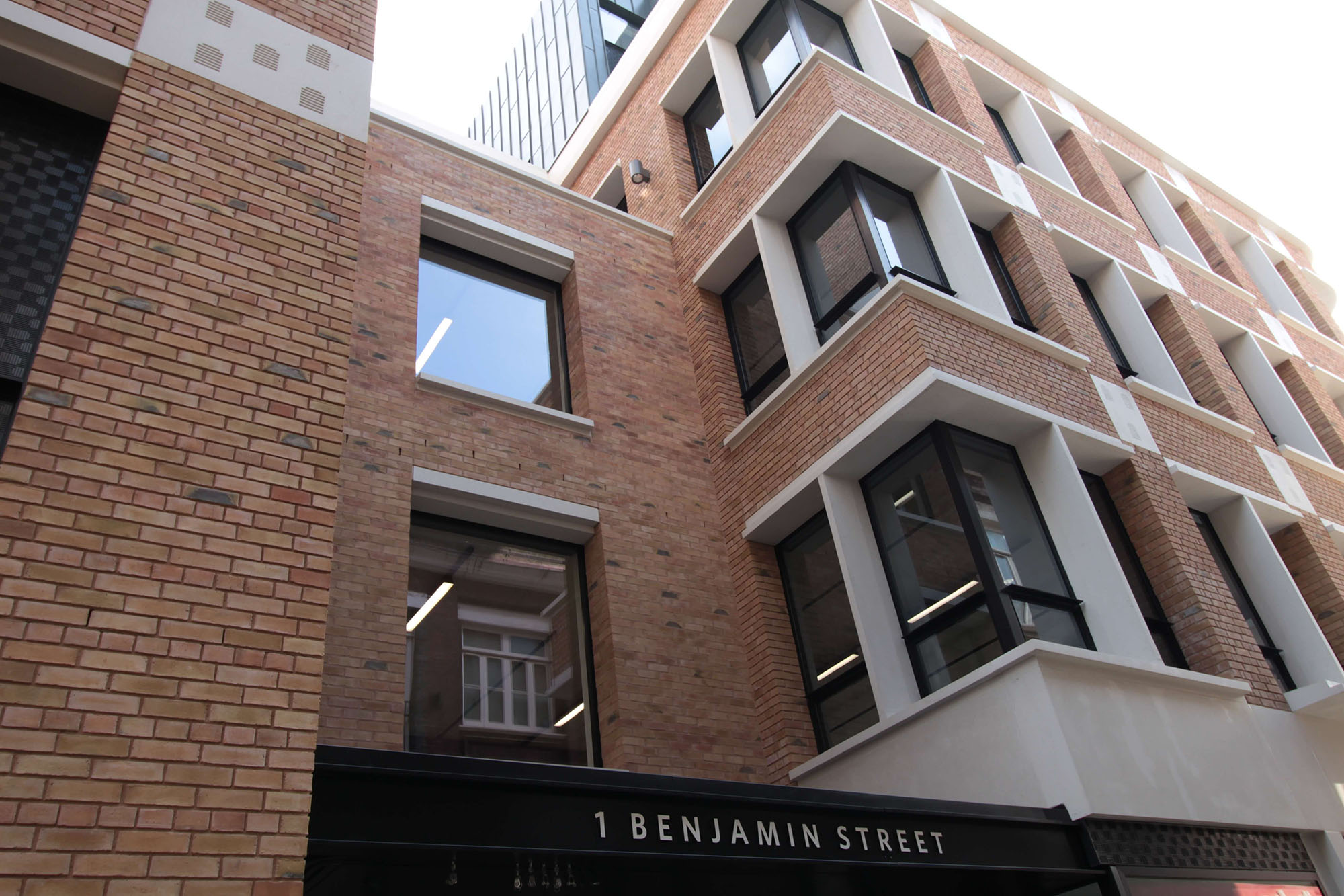 Benjamin Street New Build