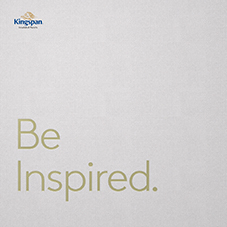Kingspan Be Inspired Global Project Book Issue 1