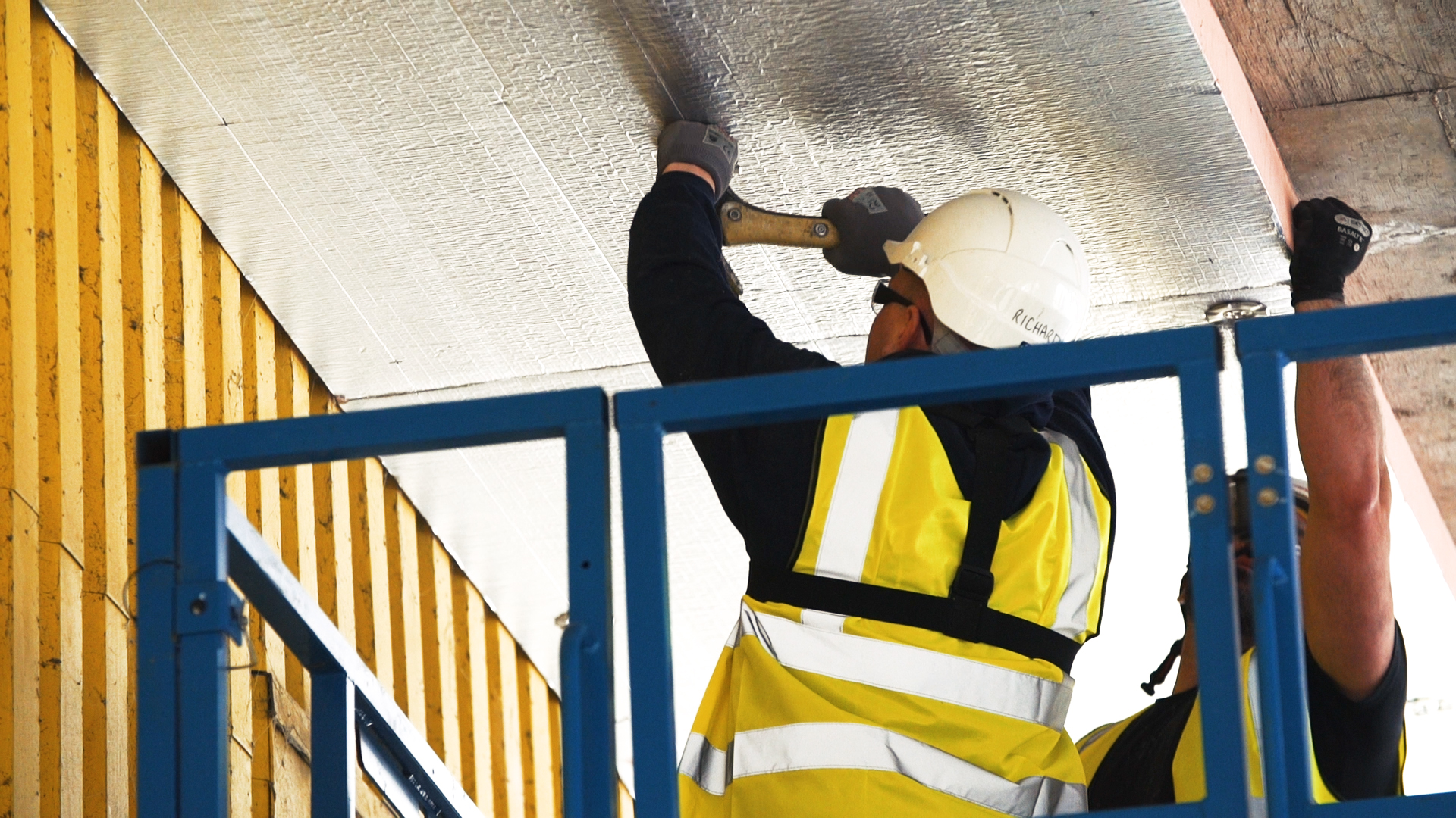 Study shows Soffit savings with Kingspan Insulation