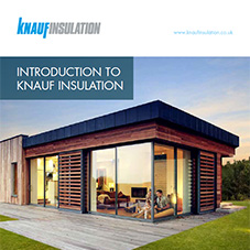 Knauf Insulation Introduction Guide