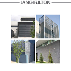 Case Studies: Steel Louvred Screening, Plant Housing, Bin Stores & Fencing