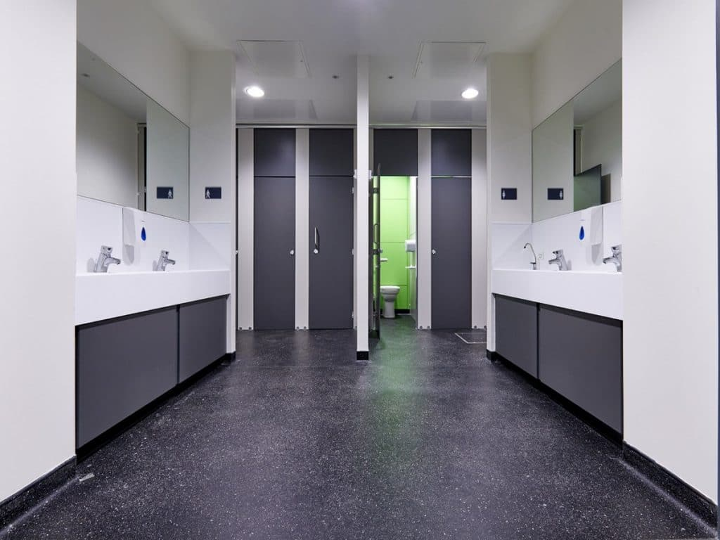 Promoting Anti-Bullying Through School Toilet Design