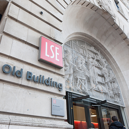Gradus ensures student safety at London School of Economics
