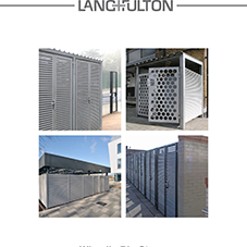 Wheelie Bin Stores & Bike Storage