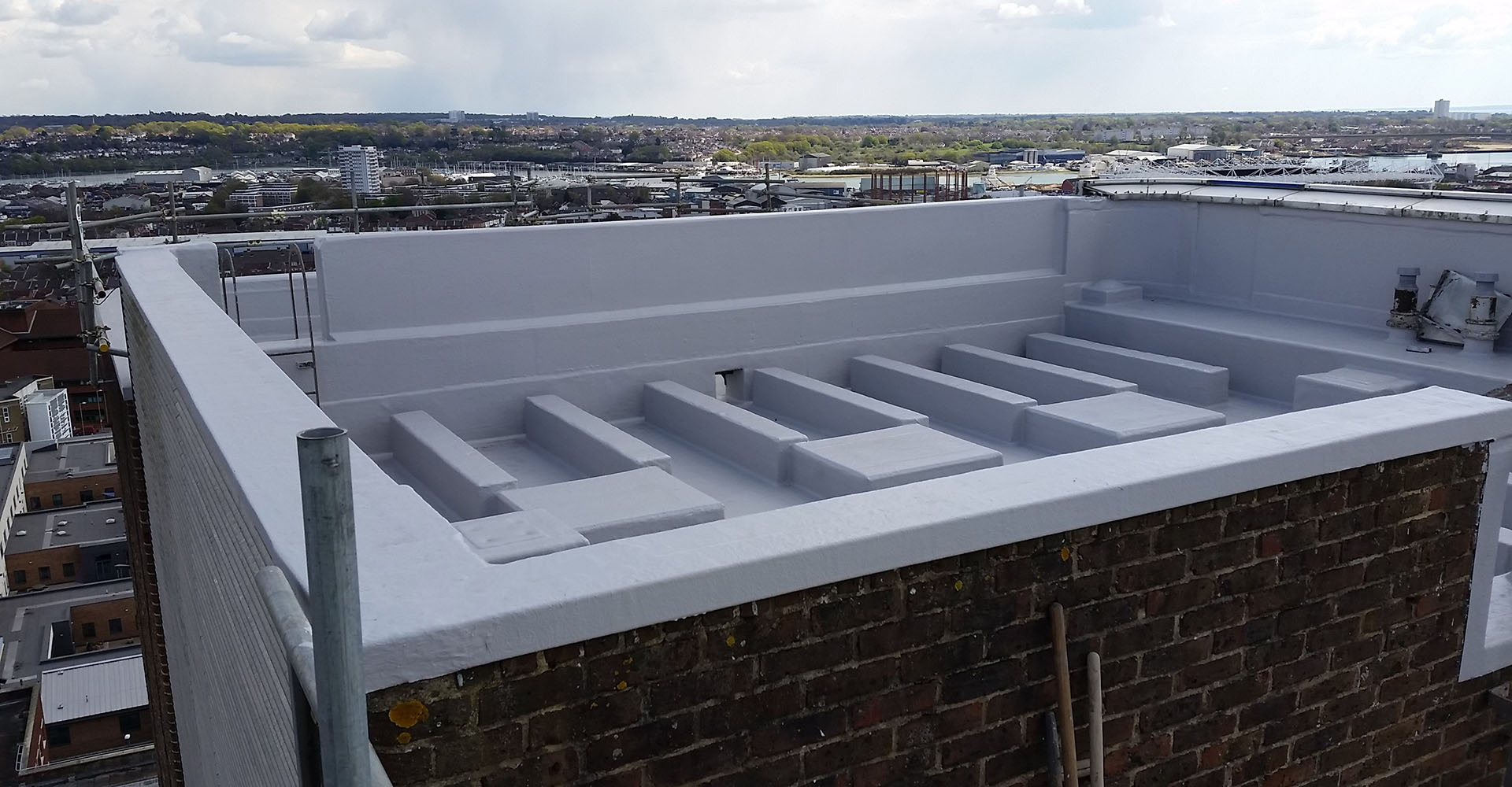 Polyroof's Protec system for student accommodation