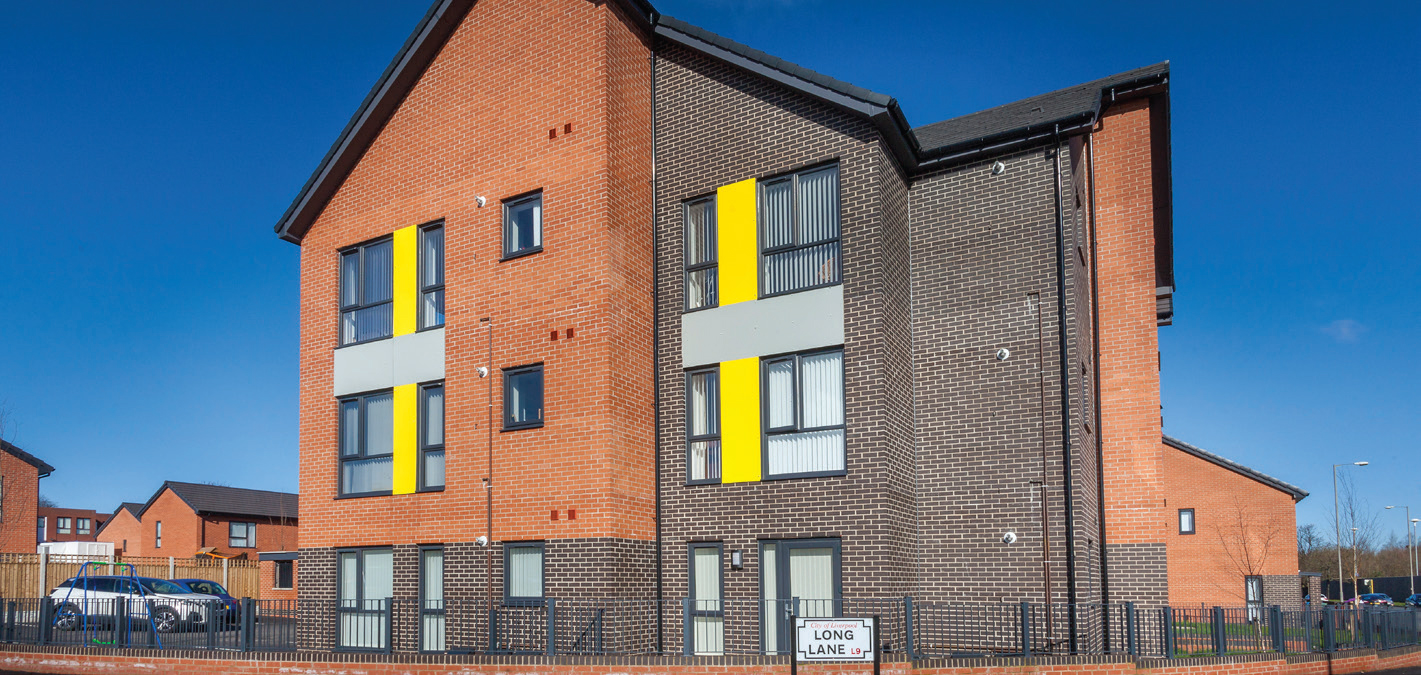 Thermally efficient casement windows for social housing