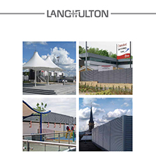 Louvred Fencing and Screening Brochure