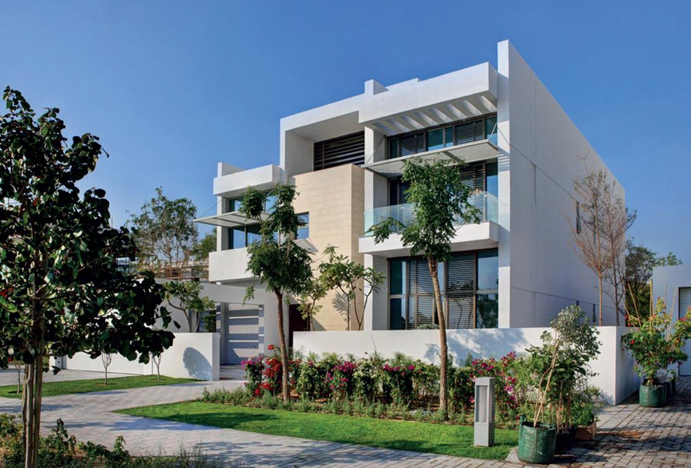 Luxury villas in Dubai feature a high-level domestic water production system.