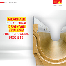 MEADRAIN: Professional Drainage Systems