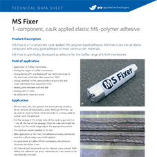 MS Fixer product data