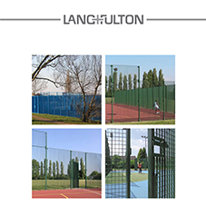 MUGA & Playground Fencing brochure