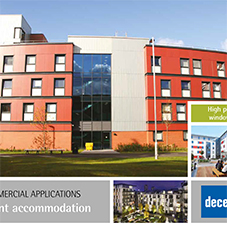 Student accomodation brochure