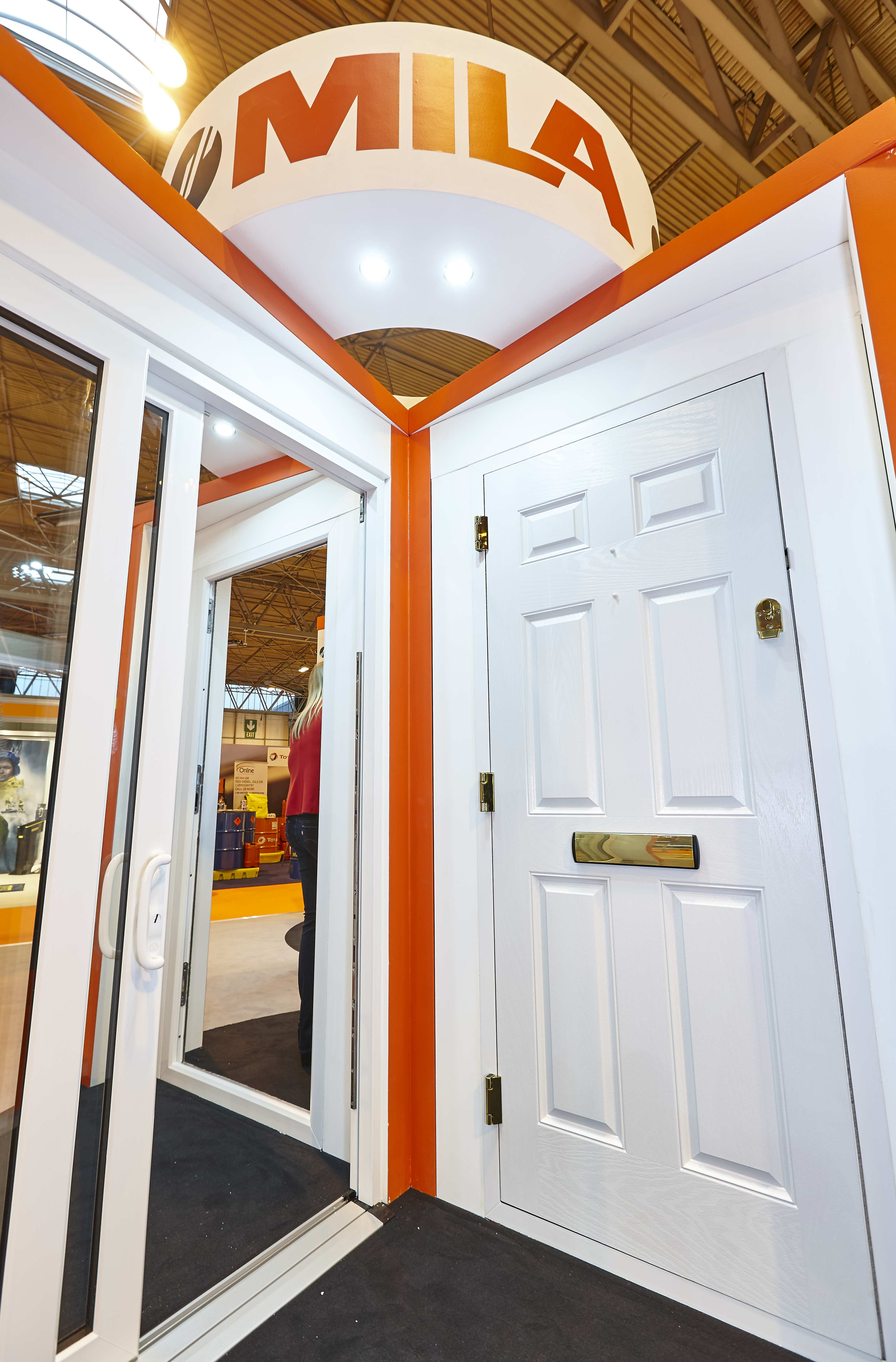 Eurocell brings patio door performance into 21st century mila build show oct 15 planetlyrics Image collections