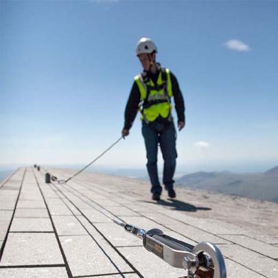 Latchways Mansafe 174 Ideal For Snowdon Summit Building