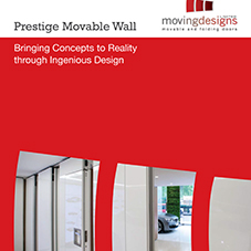 Moving Designs Prestige Brochure