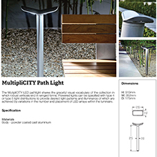 MultipliCITY Path Light