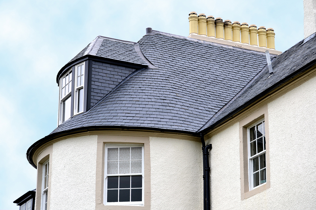 Natural Slate for Roofing: Effective Specification