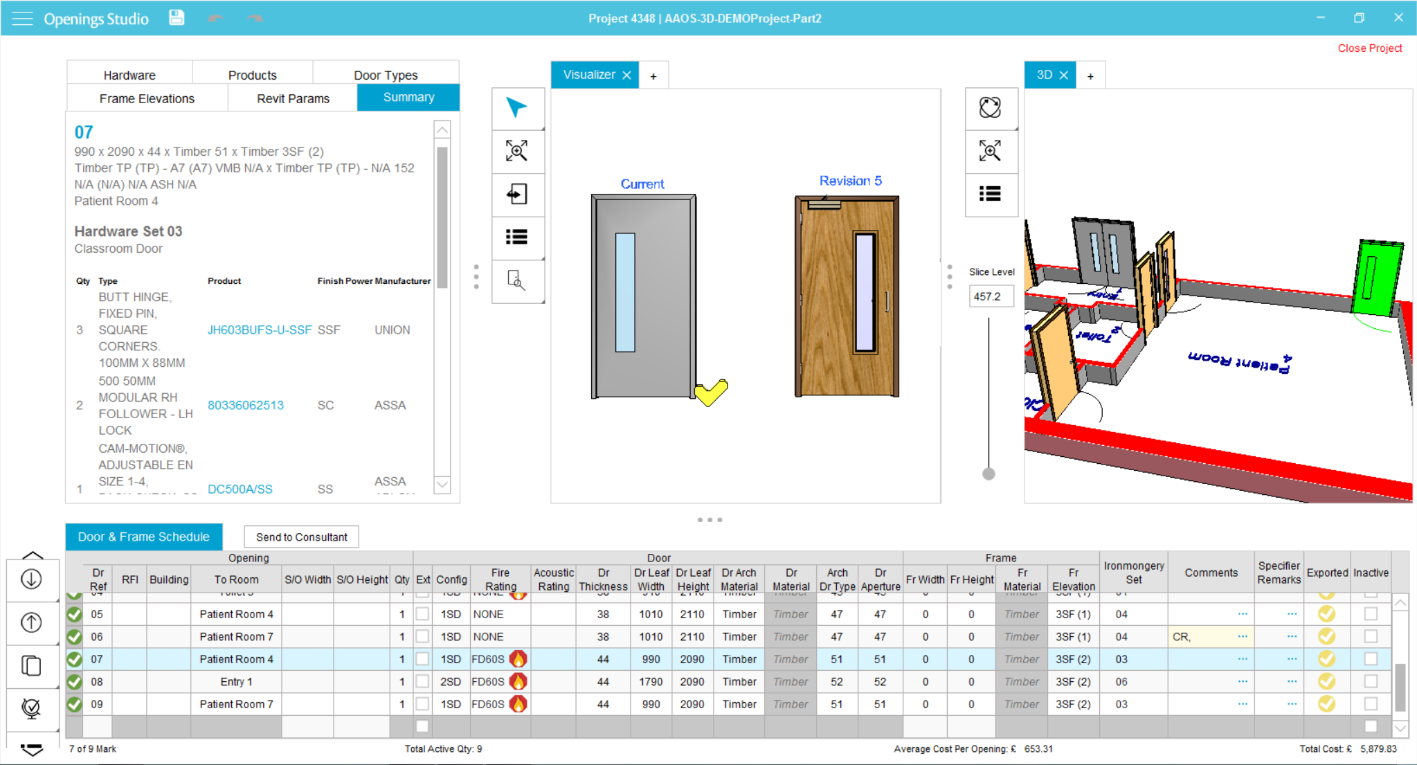 ASSA ABLOY UK releases Openings Studio 3.0