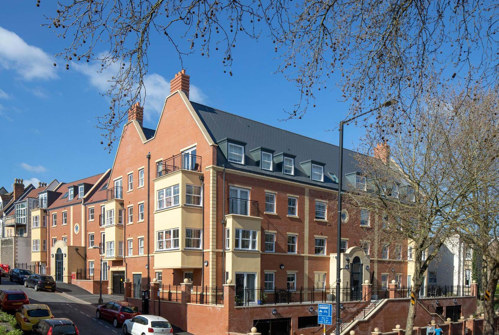 The Old Library development benefits from Kingspan Insulation solution