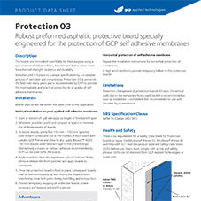 Protection 03 product data
