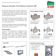 Natural Smoke Ventilation Solutions