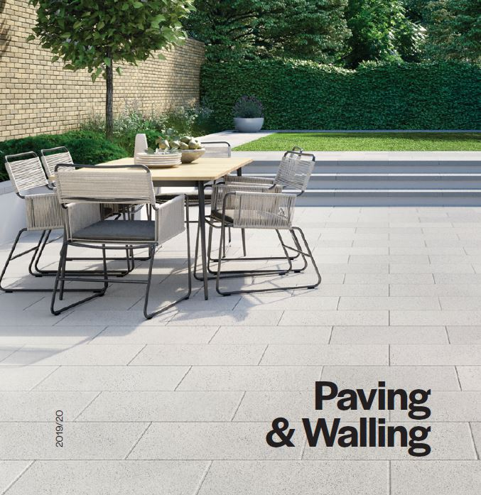 Tobermore Paving & Walling Merchant Brochure