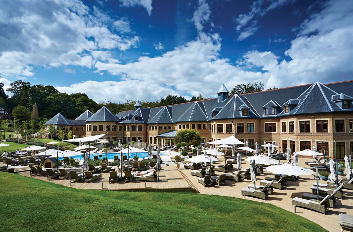 Tylohelo offers new design for The Pennyhill Park Hotel