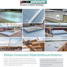 Pre Fabrication Services Brochure